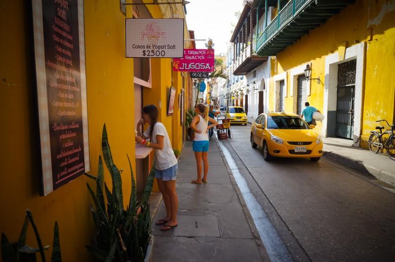 """sightseeing"" in Cartagena"